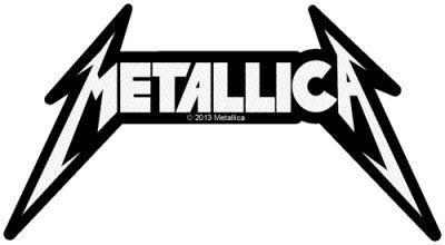 #Patch METALLICA - Logo #metallica www.rockagogo.com