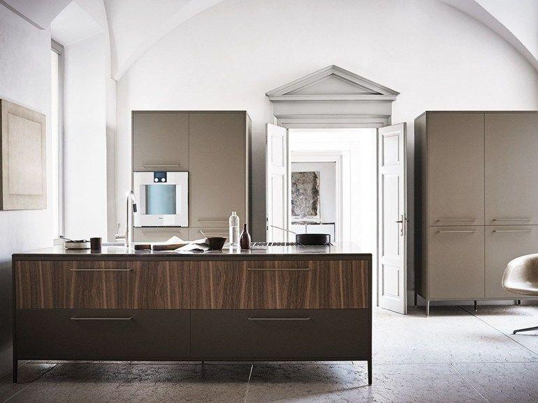 Cocina Modular | Cocina Modular Con Isla Unit Composizion 1 By Cesar Arredamenti