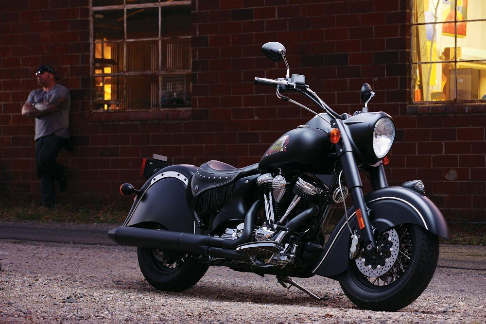 Indian Chief Dark Horse Three Things Polaris Is Doing Right