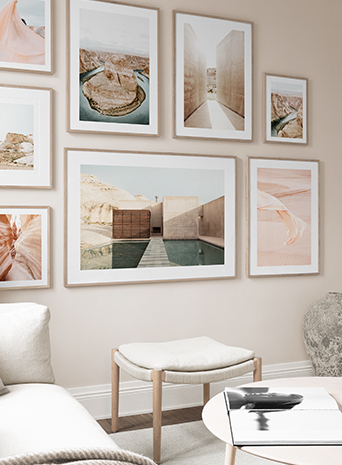 Making Of Studio Serenity In 2020 Decor Country Wall Art Wall Art Decor