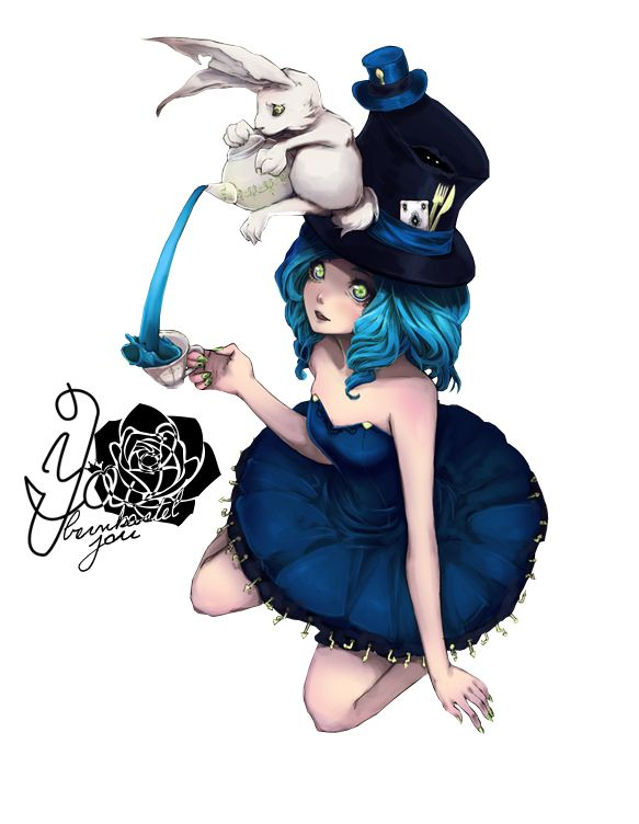 Mad Hatter Genderbend Sorta Or Maybe That Could Be A Daughter Or