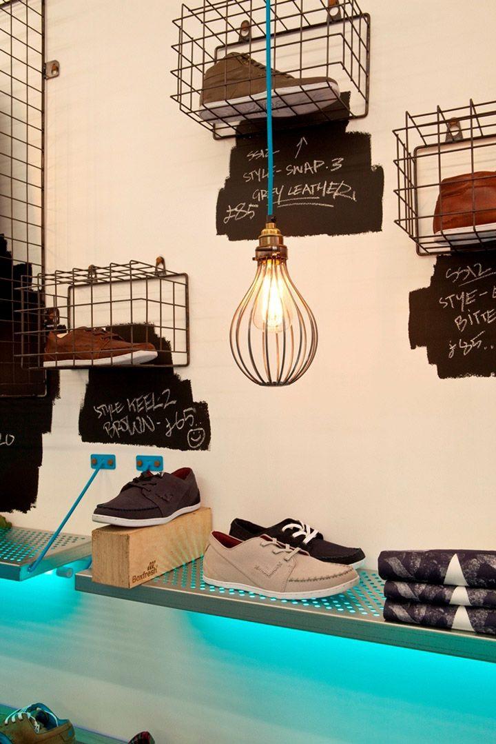 Boxfresh store by Design4Retail, London store design | Shop ...