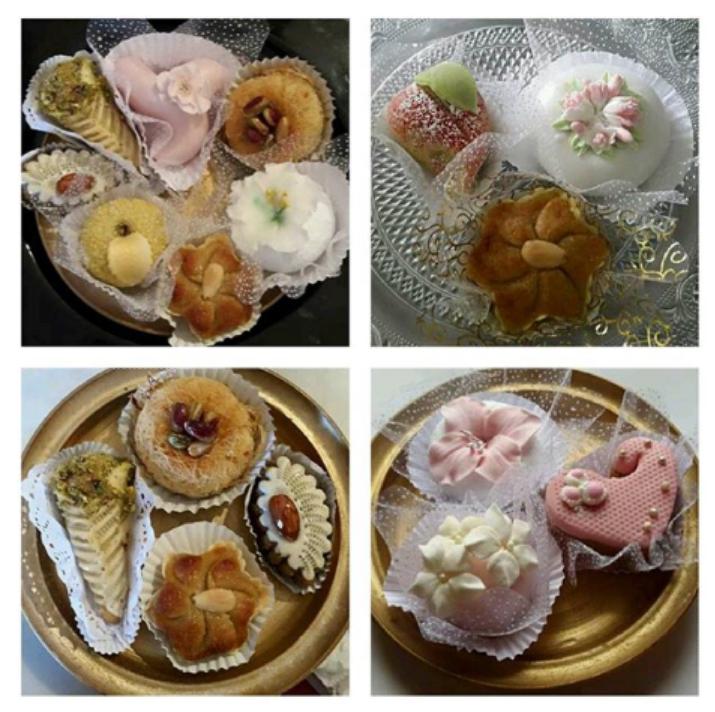 Gâteaux Traditionnels Algériens Gateausucré En 2019