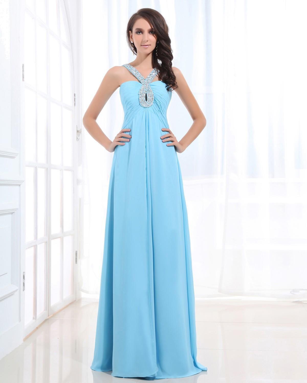 Pastel Yellow Bridesmaid Dress - Romantic Sweetheart