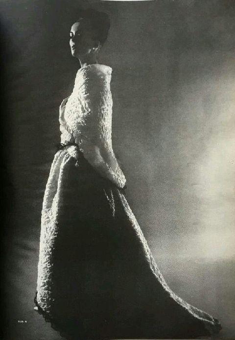 Eckardt 1963 Maggie Tom Kublin Balenciaga Mannequin Pe Photo w0Yf5wzTqx