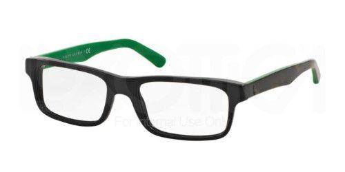 Eyeglasses Polo PH 2140 5559 Vintage Black
