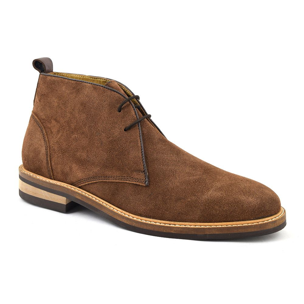 f2b554cf0474f3 Find designer mens brown suede desert boots. Mens brown suede desert boots  with rubber soles. Durable suede desert boots that ooze style. Free  delivery.