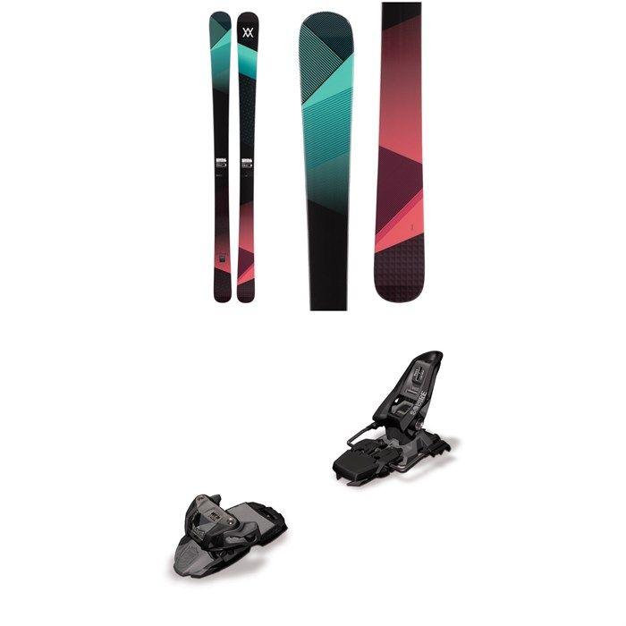 Women's + Marker Squire 11 Ski Bindings