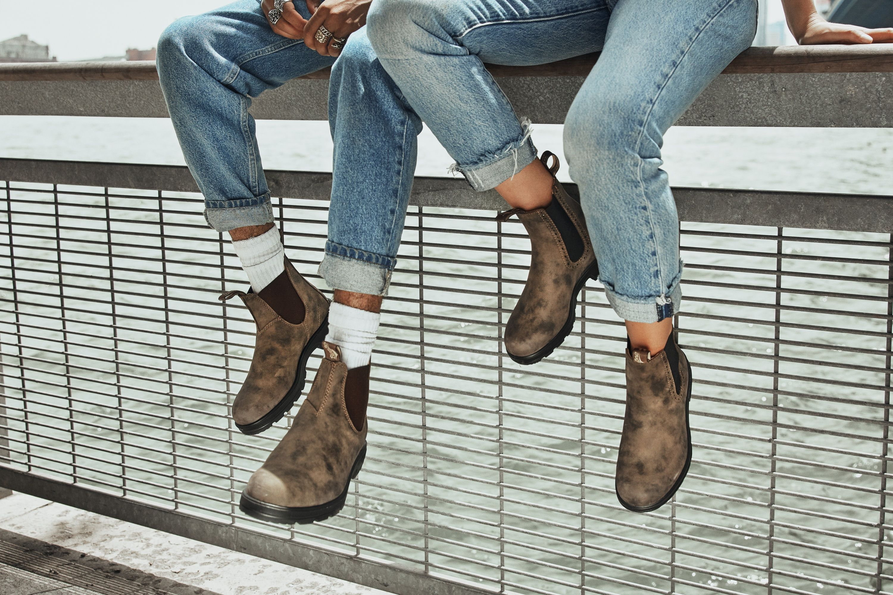 Boots outfit men, Leather chelsea boots