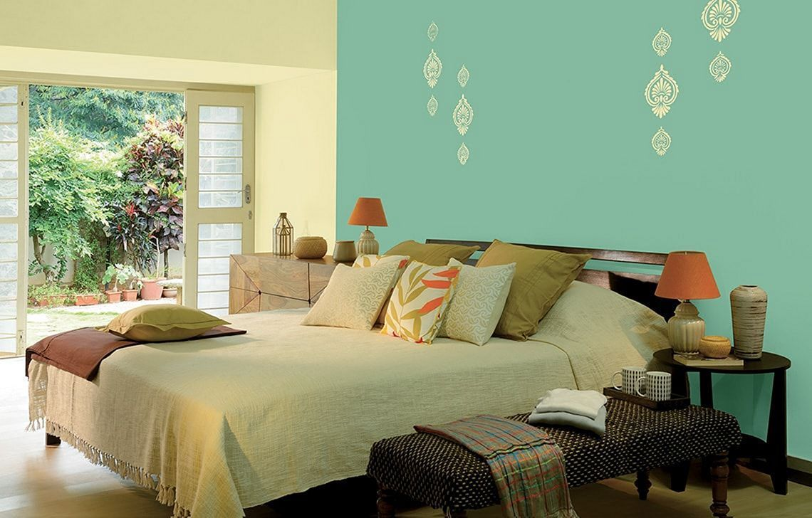 14 popular bedroom paint color ideas that looks more amaze on interior design painting walls combination id=46093