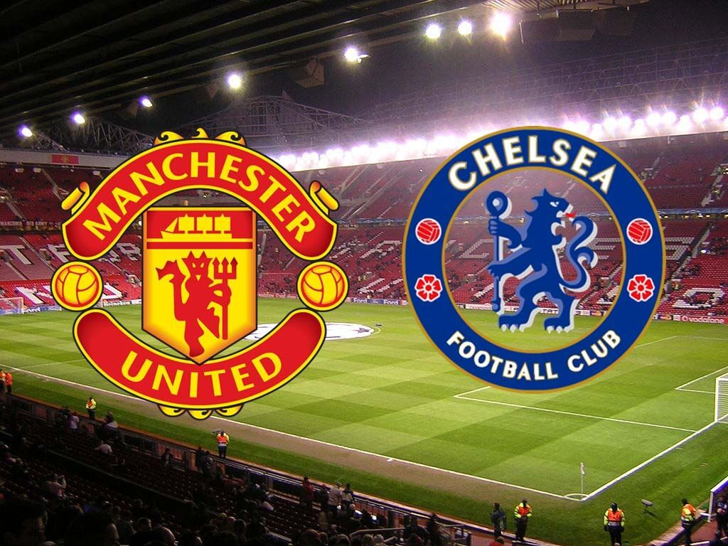 3 4 3 This Is How United Should Lineup Vs Chelsea Manchester United Chelsea Manchester United Chelsea