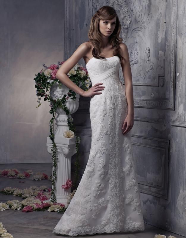 Anjolique wedding gown at The Bridal