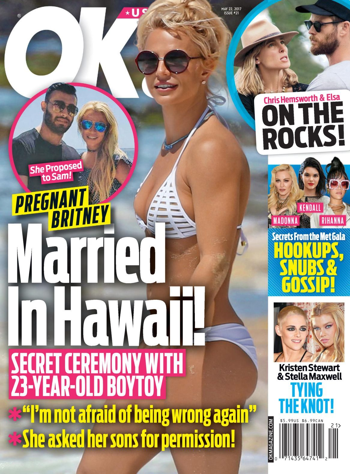 Watch National enquirer says sorry to britney spears video