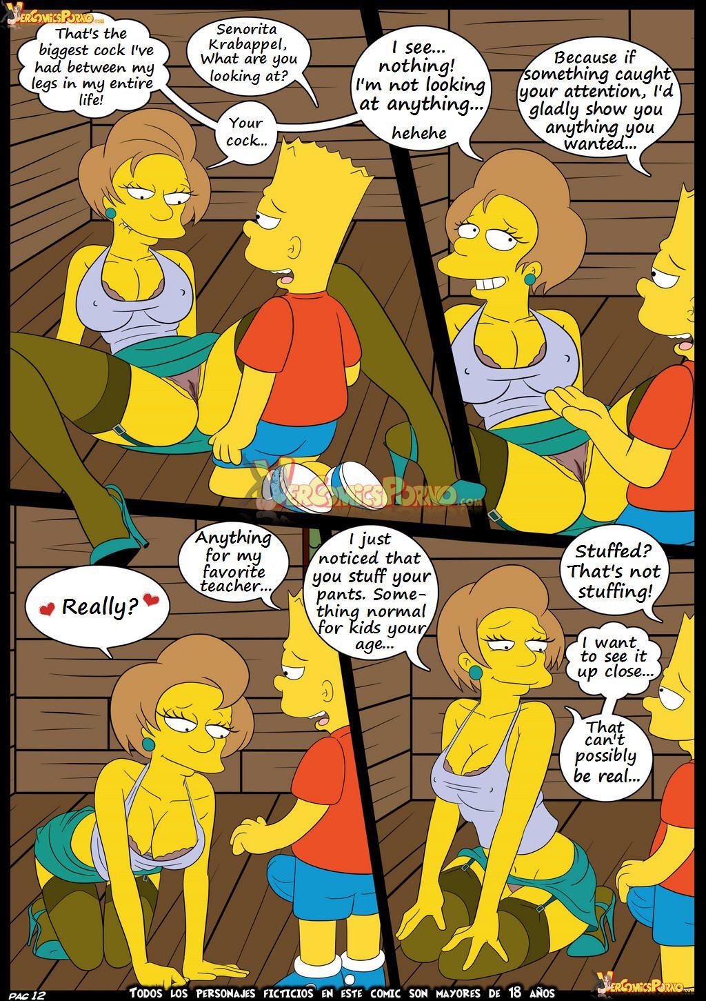 cartoon porn simpsons Explore Walther Escudero's board