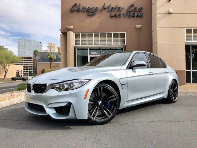 Cool Great 2015 Bmw M3 2015 Bmw M3 Sedan Loaded Executive Package