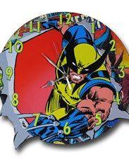 Wolverine Slash Through Wall Clock