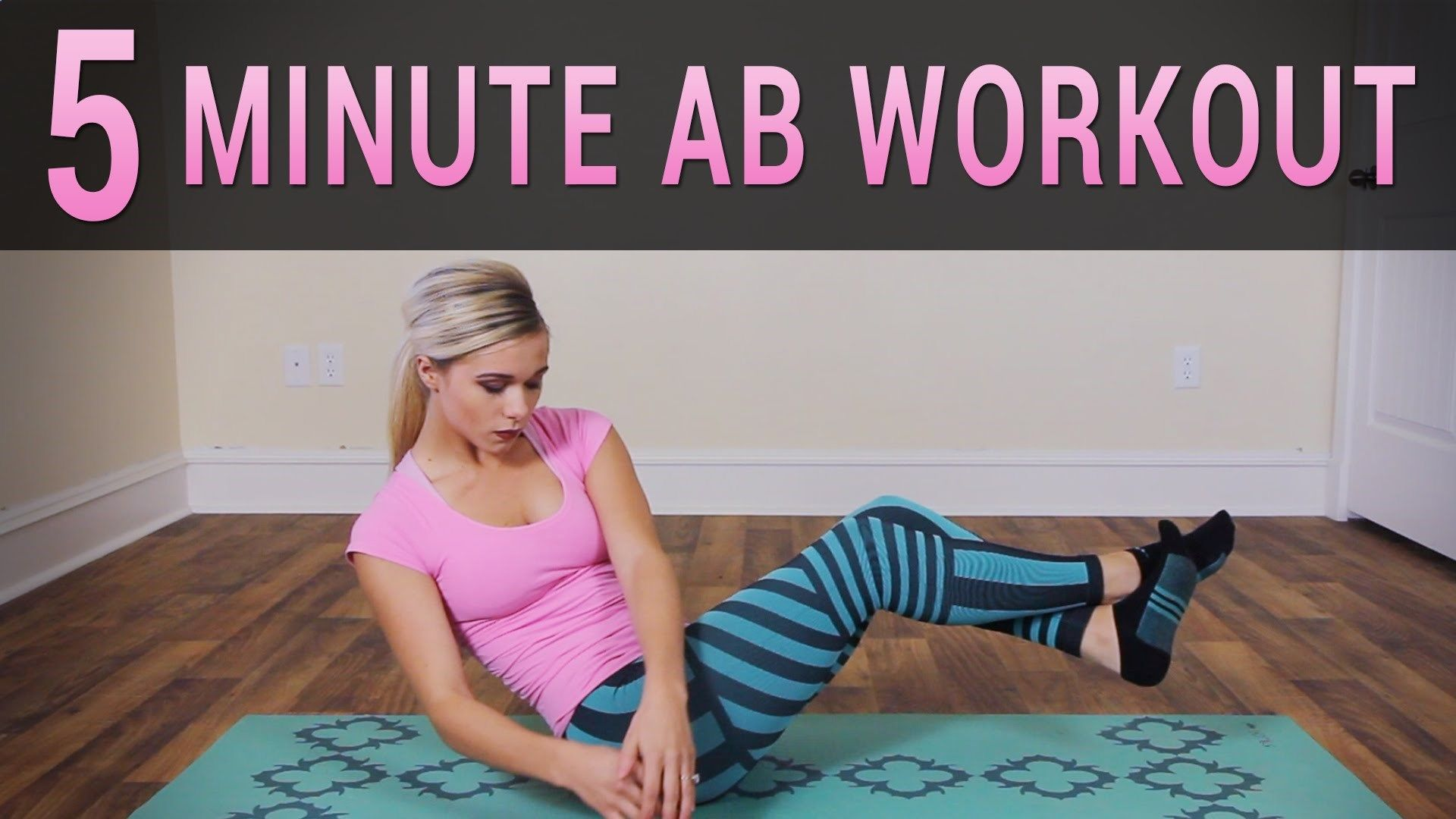 5 minute ab workout to lose belly fat