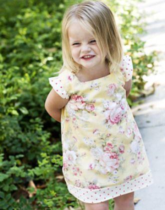 Elsie Dress Pattern | YouCanMakeThis.com | cami | Pinterest ...