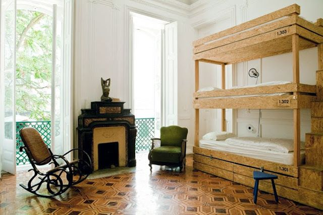 Wood Used In Kids Rooms Boutique Hostels Hostels Design Interior