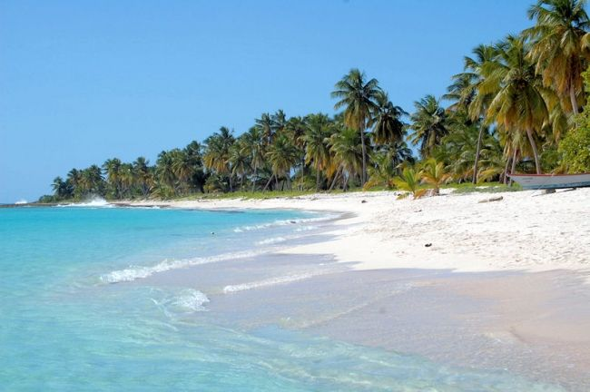 where is the dominican republic located