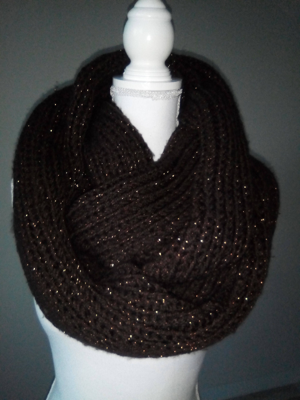 Echarpe snood femme - Idée pour s habiller e45d89f8352