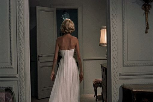 Grace Kelly in Alfred Hitchcock's To Catch A Thief