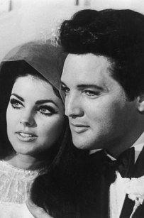 Priscilla Beaulieu and Elvis Presley, 1967