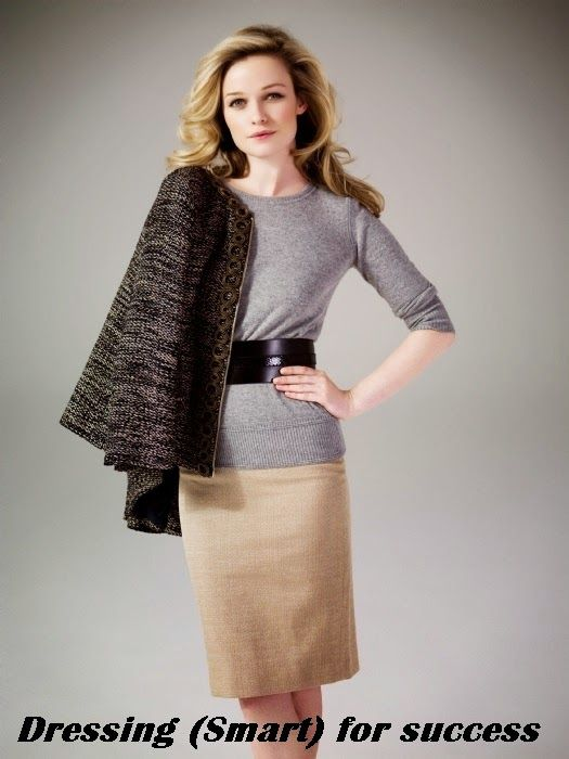 Fashion &  Style: Trendy Tips for 2014_0091_Pf- Dressing (Smart) For...