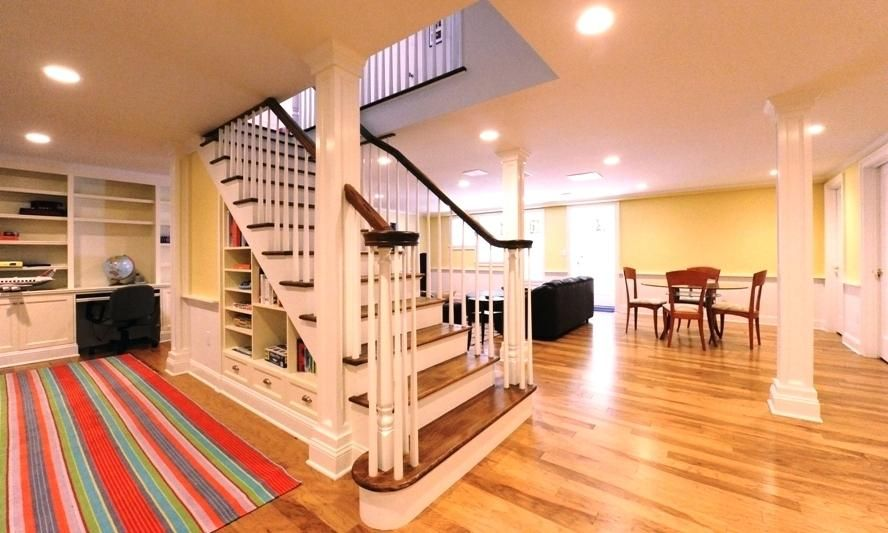 Best Image Result For Basement Stairs In Middle Of House 400 x 300
