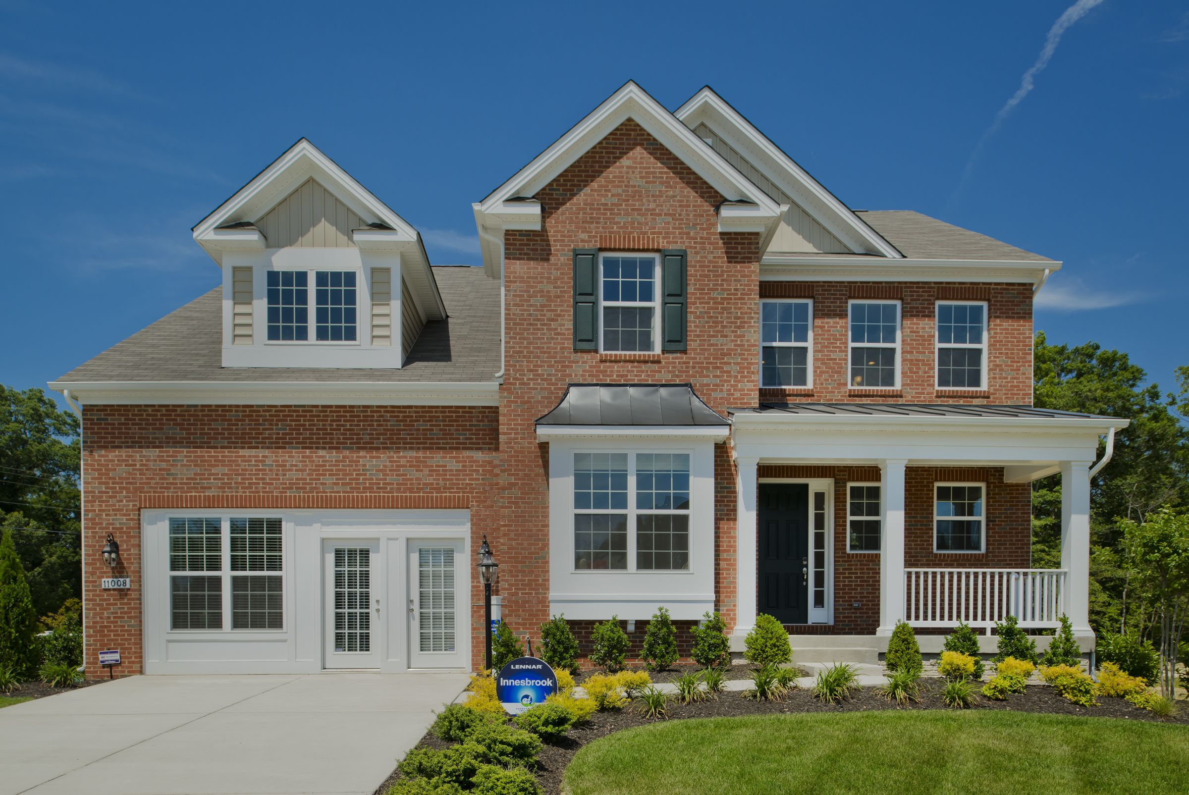 New Homes And Townhomes By Lennar In Md De And D C Metro Model Homes Townhouse House Styles
