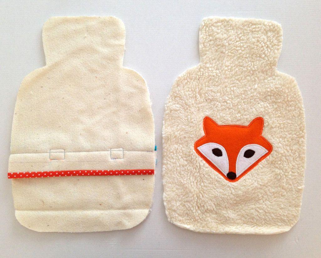 Wärmflasche Nähanleitung | crafts | Pinterest | Sewing clothes, Diy ...