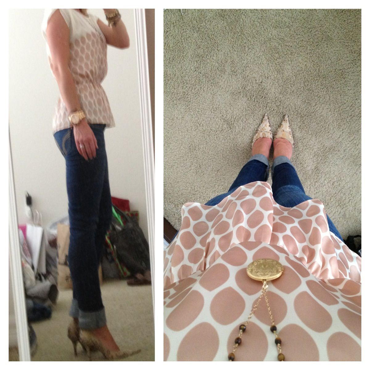 Casual Friday Work Outfit #stitchfix