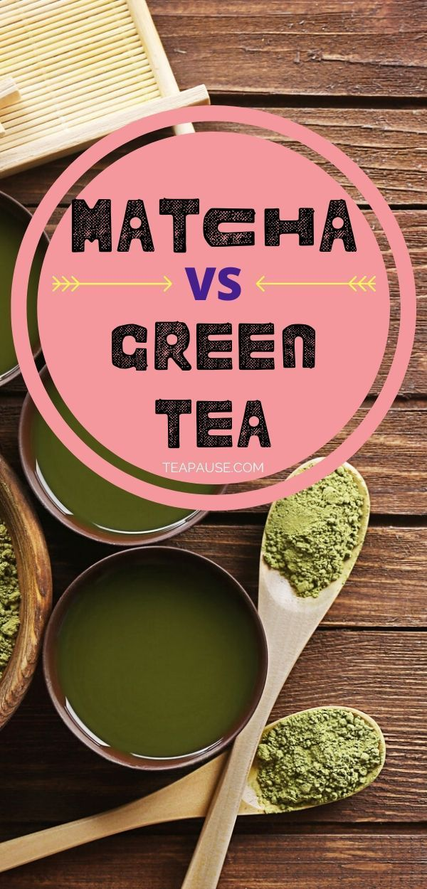 Matcha VS Green Tea What are matcha vs green tea most important differences Green tea is a king among teas People from the entire world drink it every day for pleasure an...