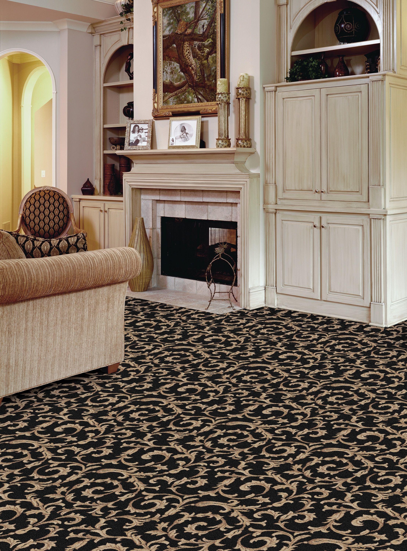 Classic Carpet Design In The Living Room Kane Carpet Living