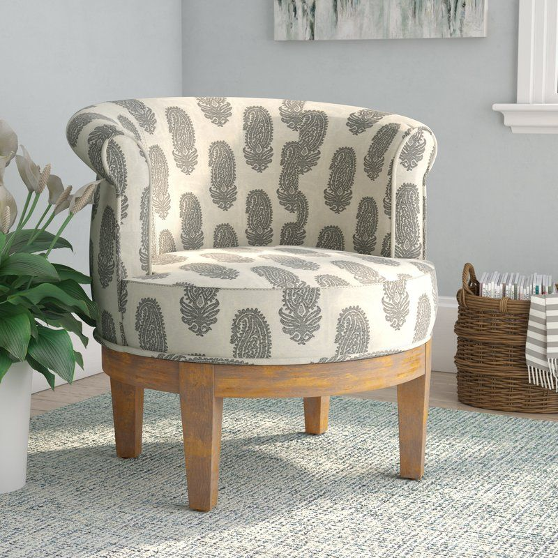 Haywood Swivel Barrel Chair Barrel chair, Swivel barrel
