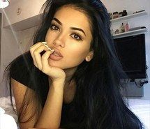 Inspiring image beautiful, black, black hair, eyebrows, eyes, face, girl, goals, icon, lips, long hair, makeup, messy hair, nails, perfect, pretty, site model, tumblr, on fleek, girl icons #3949273 by marine21 - Resolution 500x513px - Find the image to your taste