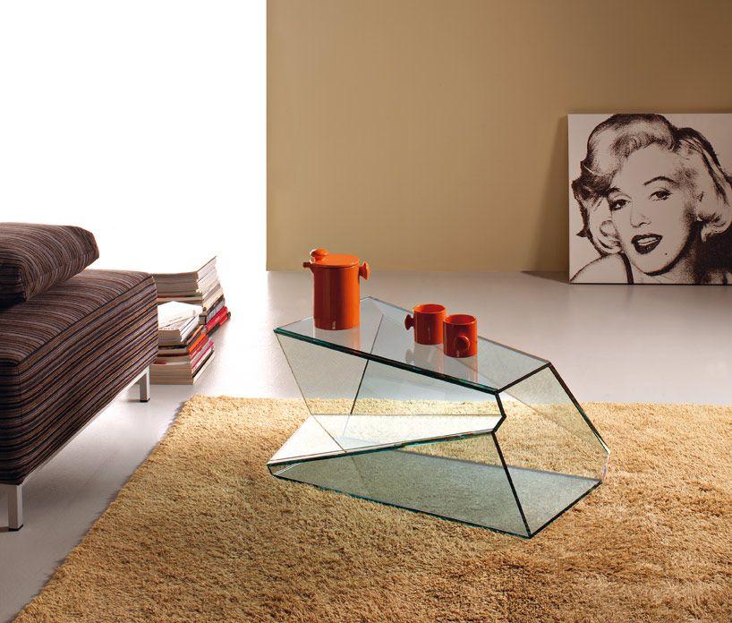 Karim Rashid y Tonelli Design en ICFF Coronas, Espacios y Mesas - mesas de centro de diseo