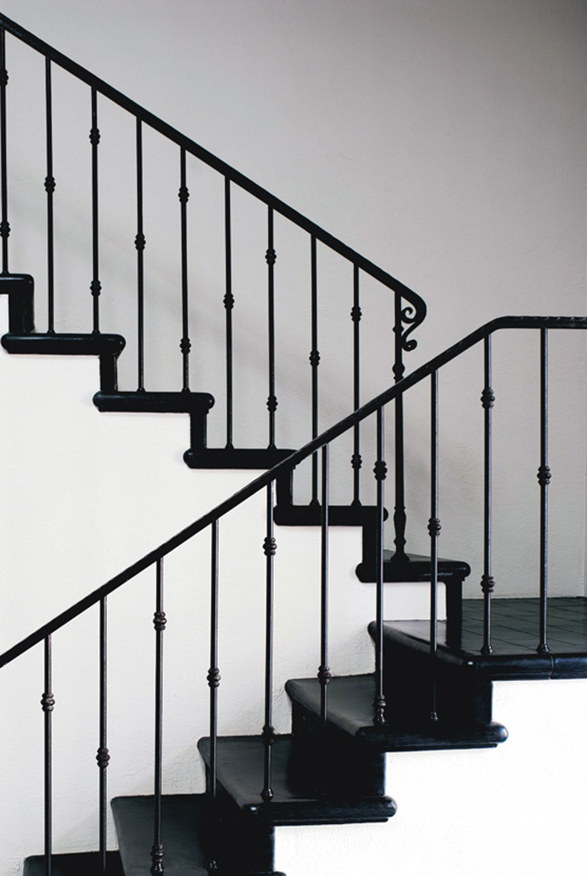 Best California Romantica Wrought Iron Stair Railing Iron 400 x 300