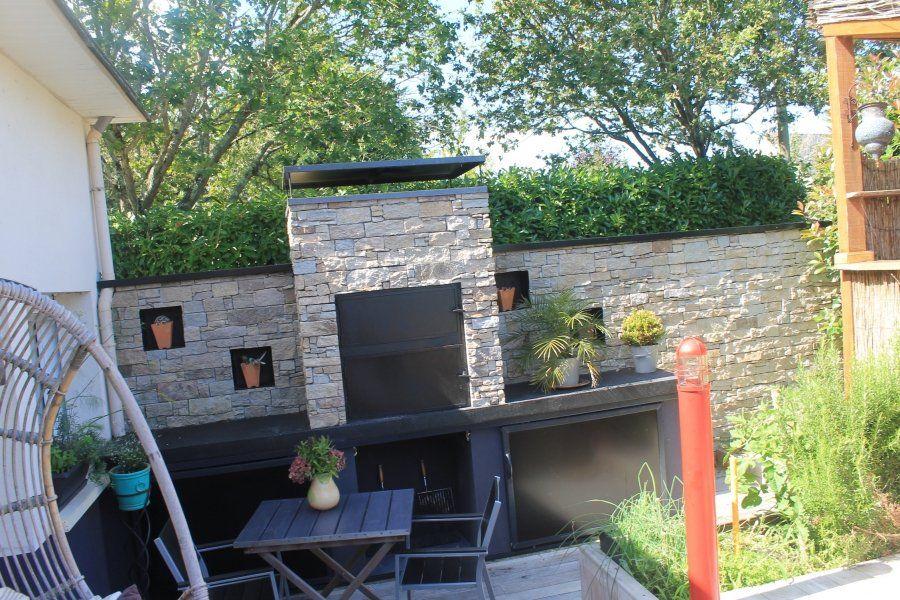 Barbecue, terrasse, terrace, barbecue Intérieurs et extérieurs des - beton cellulaire exterieur barbecue