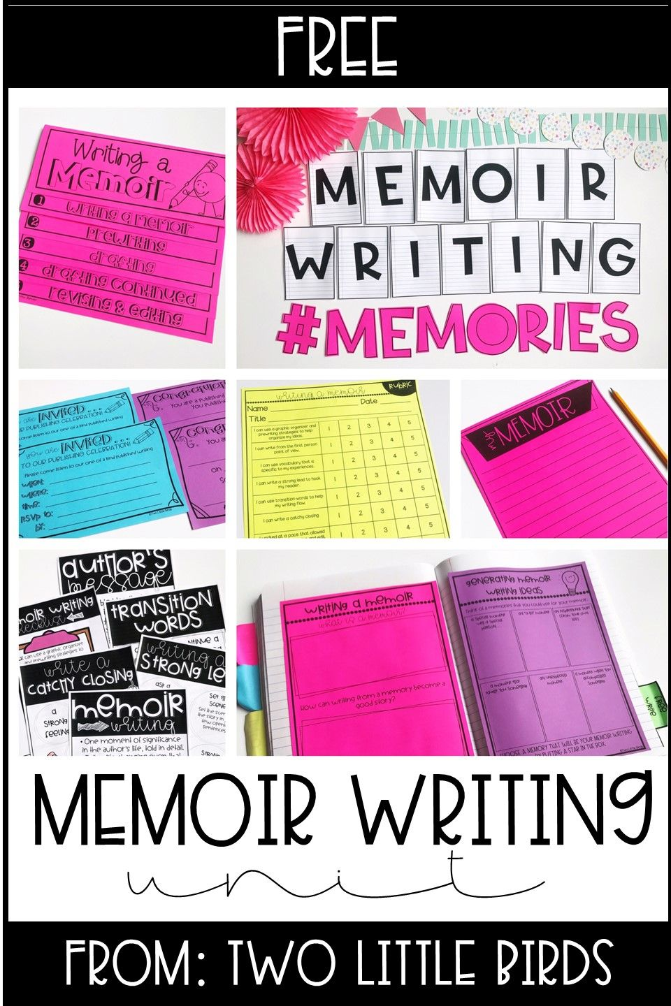 What Is A Memoir In English