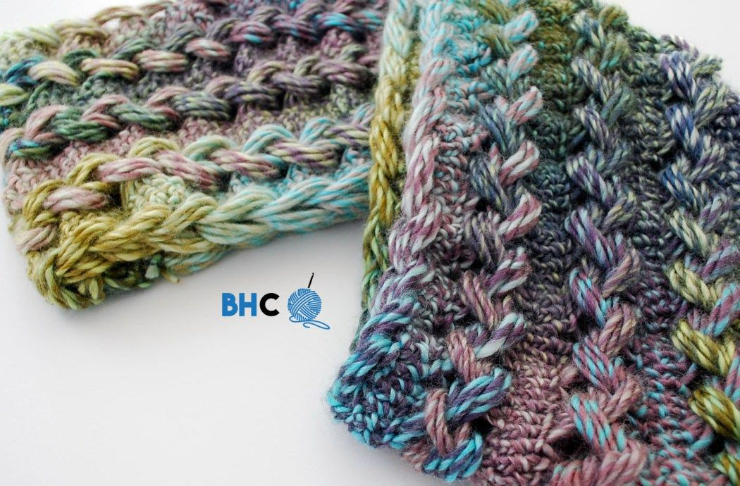 Crochet Textured Wave Stitch Free Pattern Loom Patterns And Stitch