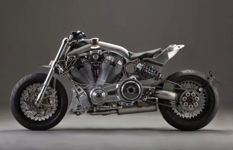 Kustom♛King - megadeluxe: CR&S Duu Biotta (Via Rocket Garage...