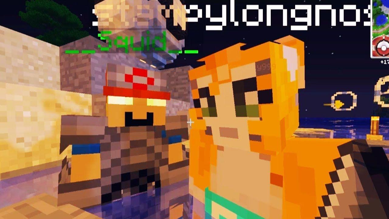 pixelmon - happy halloween - part 8 (+playlist) | pixelmon