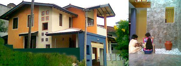 The building of a career is quite vastusankalpa for Architecture design house in sri lanka