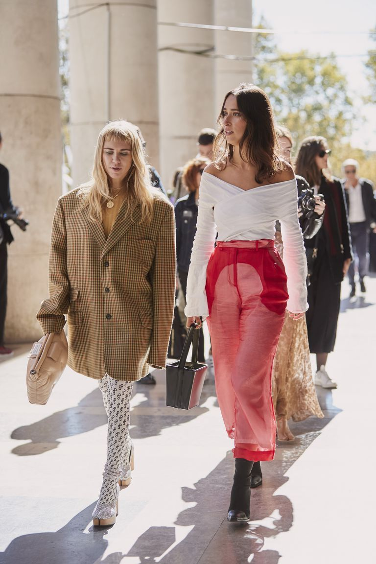 The Best Street Style Of Paris Fashion Week SS21