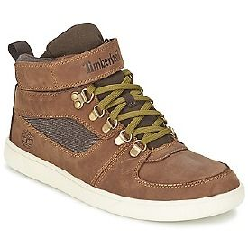 Timberland GROVETON HIKER W STRAP men's Low Ankle Boots in