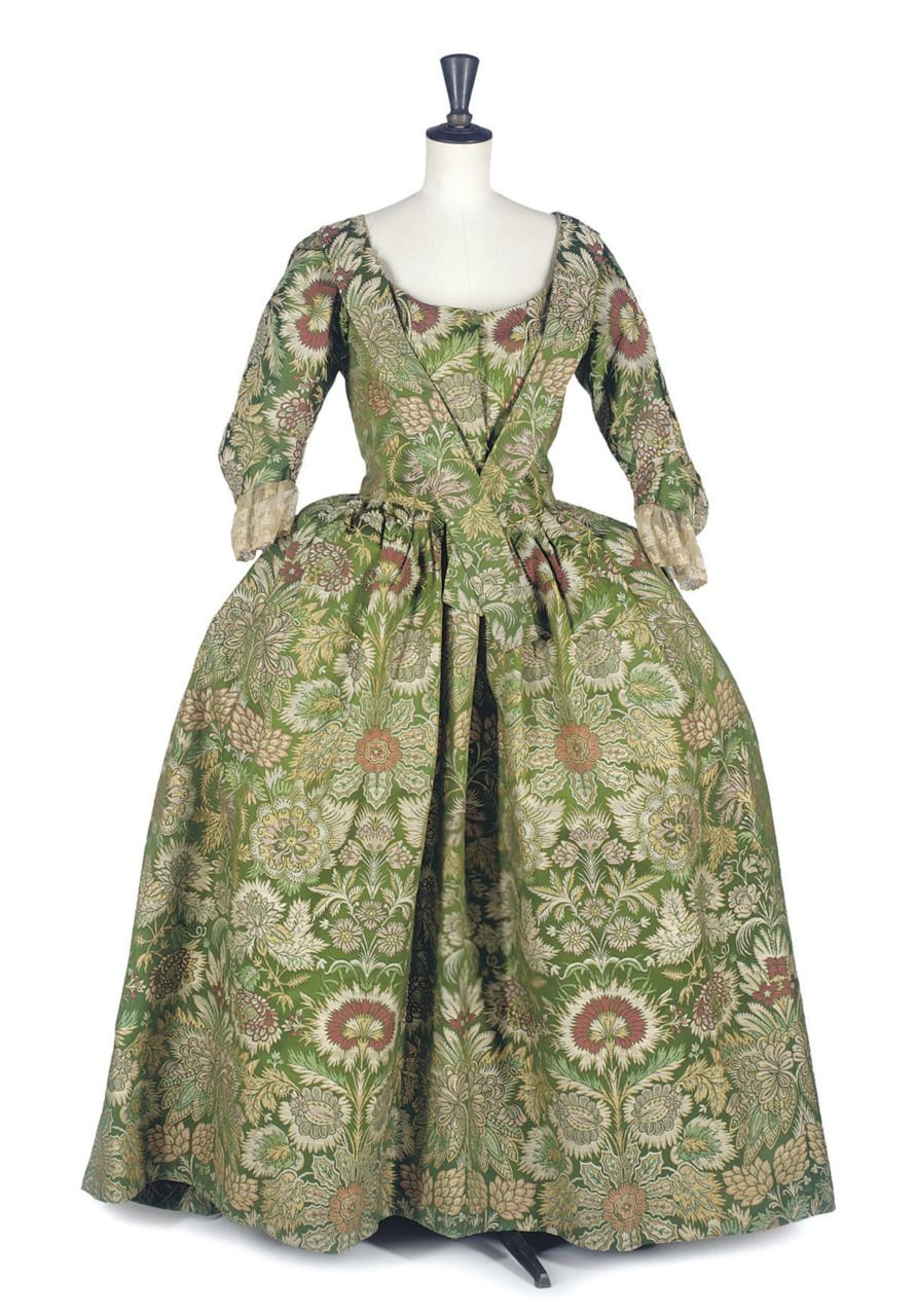 Mantua, 18th century (probably 1740-60) From Christie's