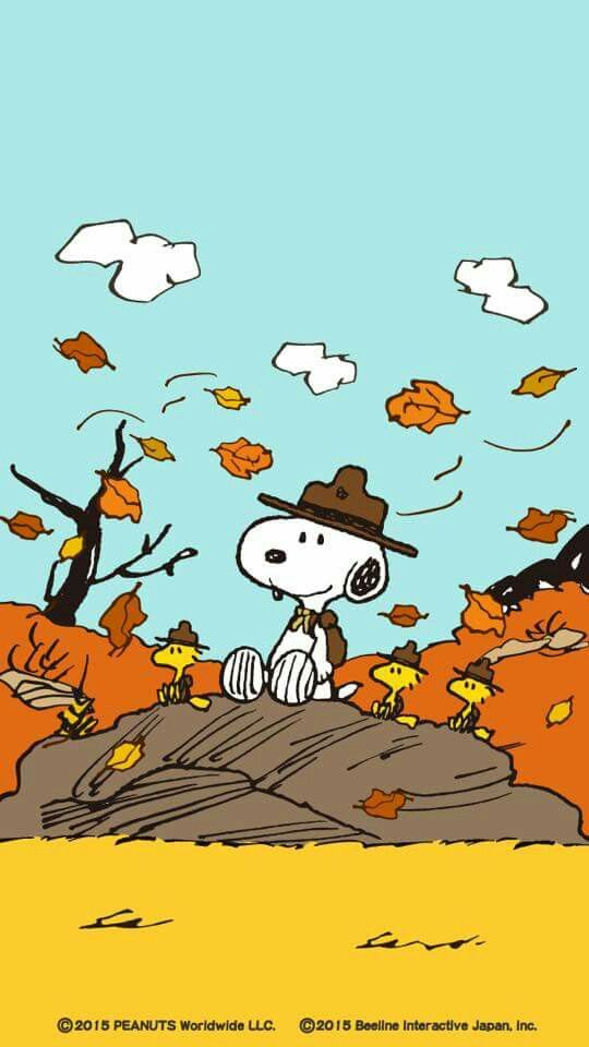 Thanksgiving Snoopy Wallpaper Images HD  Wallpaper