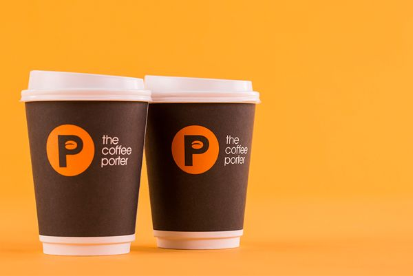 The Coffee Porter on Behance