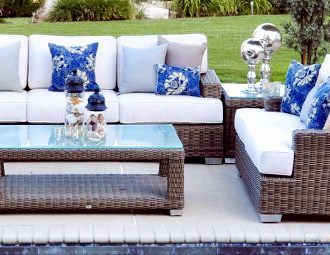 I Pinned This From The Posh Patio   Last Chance For Luxe Outdoor Style  Event At
